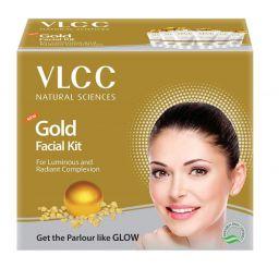 VLCC Gold Facial Kit, 60g