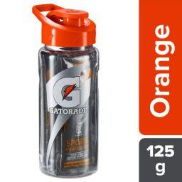 Gatorade Sports Drink Powder-Orange Flavour- Sipper Pack (5x25g),Pet Bottle