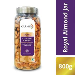 Karmiq Royal Almond Jar, 800g