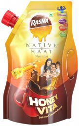 Rasna Native Haat Honey Vita Spout Pack Chocolate (500 g) - Set of 2