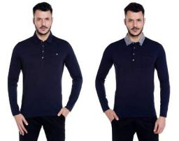 Dream of Glory Inc. Men's Regular Fit Polos