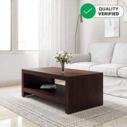 Amazon Brand - Solimo Capella Engineered Wood Coffee Table (Espresso Finish)