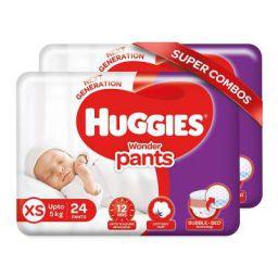 Huggies or Pampers Upto 40% Off