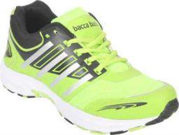 Bacca Bucci Running Shoes For Men  (Green)