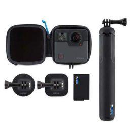 Go Pro 18 MP Action Camera (CHDHZ-103, Black)
