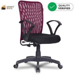 GreenSoul Seoul Mid Back Mesh Efficient Chair