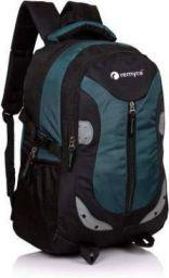 Milestone 15.6 inch 30 L Casual Waterproof Laptop Backpack/Office Bag/School Bag/College Bag/Business Bag/Unisex Travel Backpack (Air Force Blue and Black)