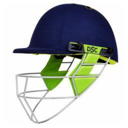 DSC Cricket Helmet Vizor (Navy)