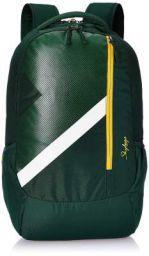 Skybags Tekie 06 30 L Dark Green Laptop Backpack (TEKIE 06)