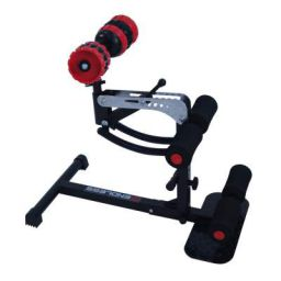 Endless EL-999 Steel Squat Machine (Red/Black)