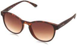 Fastrack Gradient Round Men's Sunglasses - (P360BR4 53 Brown Color)