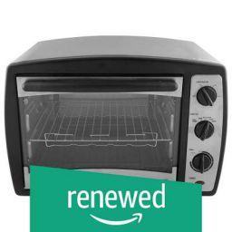 (Renewed) Morphy Richards 28 RSS 28 Litre Oven Toaster Griller (Black)