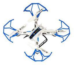 (Renewed) Jack Royal King Drone 6 axis Gyro System - No Camera (Multi) (Blue)