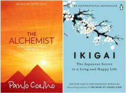 Combo Of THE ALCHEMIST And IKIGAI