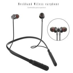 Drumstone Bluetooth V-5.0 Dual in-Ear Wireless Neckband Stereo