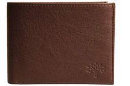 Woodland Men's Artificial Leatherette Wallet (Tan, W-012)