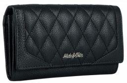 HIDE & SKIN Top Grain Leather Wallet for Women (Baby Pink)