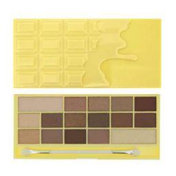 Makeup Revolution London I Heart Makeup Wonder Palette (Eyeshadow) Naked Chocolate, 22g