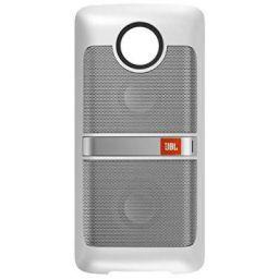 (Renewed) Moto SOUNDBOOST Speaker - White