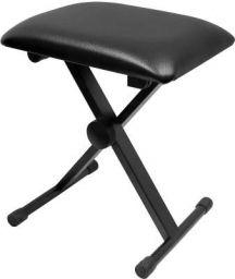 Juarez JAK100 Adjustable X Style Cushion Padded Piano Keyboard Bench