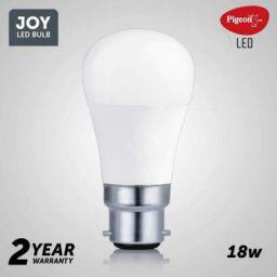 Pigeon LED Joy Bulb B22-6500K  - 18W (Pack of 1)