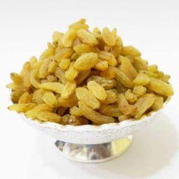 3P Golden Sweet Raisins Kishmish (1800) (200 gm x 9 Packs)
