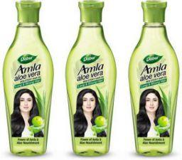 Dabur Amla Aloevera Hair Oil (600 ml)