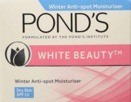 Pond's White Beauty Winter Anti-Spot Moisturiser, 35g
