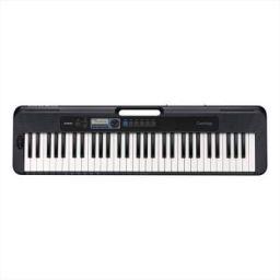 (Renewed) Casio CT-S300 Casiotone 61-Key Touch Sensitive Portable Keyboard