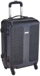KILLER ABS 58 cms Black Hardsided Cabin Luggage