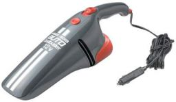 BLACK+DECKER AV1205 12V Powerful Dustbuster Car Vacuum Cleaner (Grey)