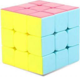 Miss & Chief Stickerless 3x3x3 High-Speed Magic Cube