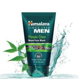 Himalaya Men Pimple Clear Neem Face Wash 100ml