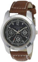 Antonella Rossi Analog Black Dial Unisex's Watch-LB190344
