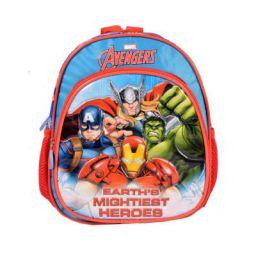 Avengers 21 cms Multi School Backpack (MBE-WDP1248)