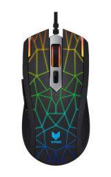 Rapoo V26S Backlit Optical Gaming Mouse (Black)