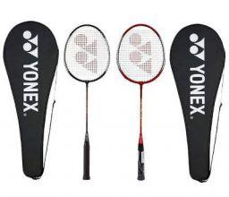 Yonex GR 303F Aluminum Strung Badminton Racquet
