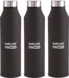 Nirlon Stainless Steel Water Bottle set at Minimum 70% Off