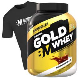 Bigmuscles Nutrition Premium Gold Whey 2kg
