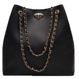 Envias Womens Handbag (Black)