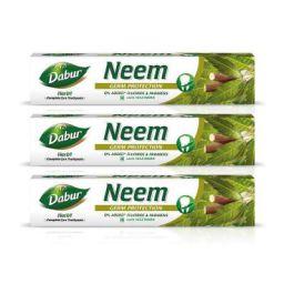 DABUR Herb'L Neem - Germ Protection Toothpaste - 600 gm (200 gm X 3)