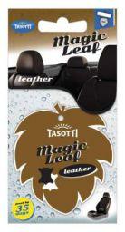 Tasotti Magic Leaf Leather Car Air Freshener (8 g)