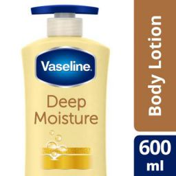 Vaseline Intensive Care Deep Moisture Body Lotion 600 ml