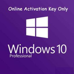 Windows 10 Professional Activation Code