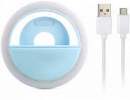 Flipkart SmartBuy Rechargeable Selfie LED Ring Flash