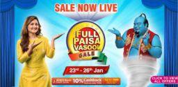 Jio Mart : Full Paisa Vasool Sale