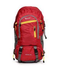 Impulse 50 Ltrs Hiking Lightweight Travel Rucksack Backpack Rowdy