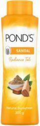 Ponds Sandal Radiance Talcum Powder Natural Sunscreen (300 g)