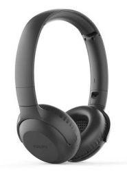 Philips UpBeat TAUH202BK Wireless Bluetooth 5.0 On-Ear Headphones