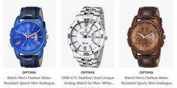 Optima Watch Men's